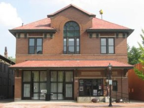 municipal building Beaver